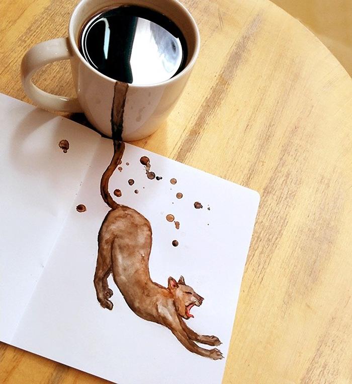 pinturas-cafe-gatos-elena-efremova (4)