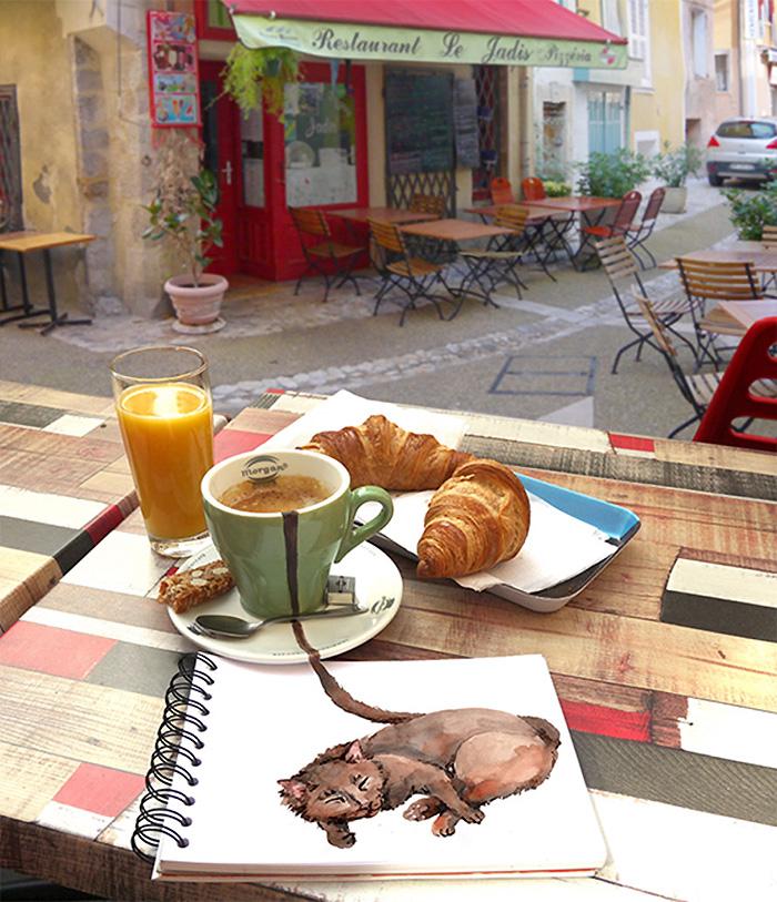 pinturas-cafe-gatos-elena-efremova (7)