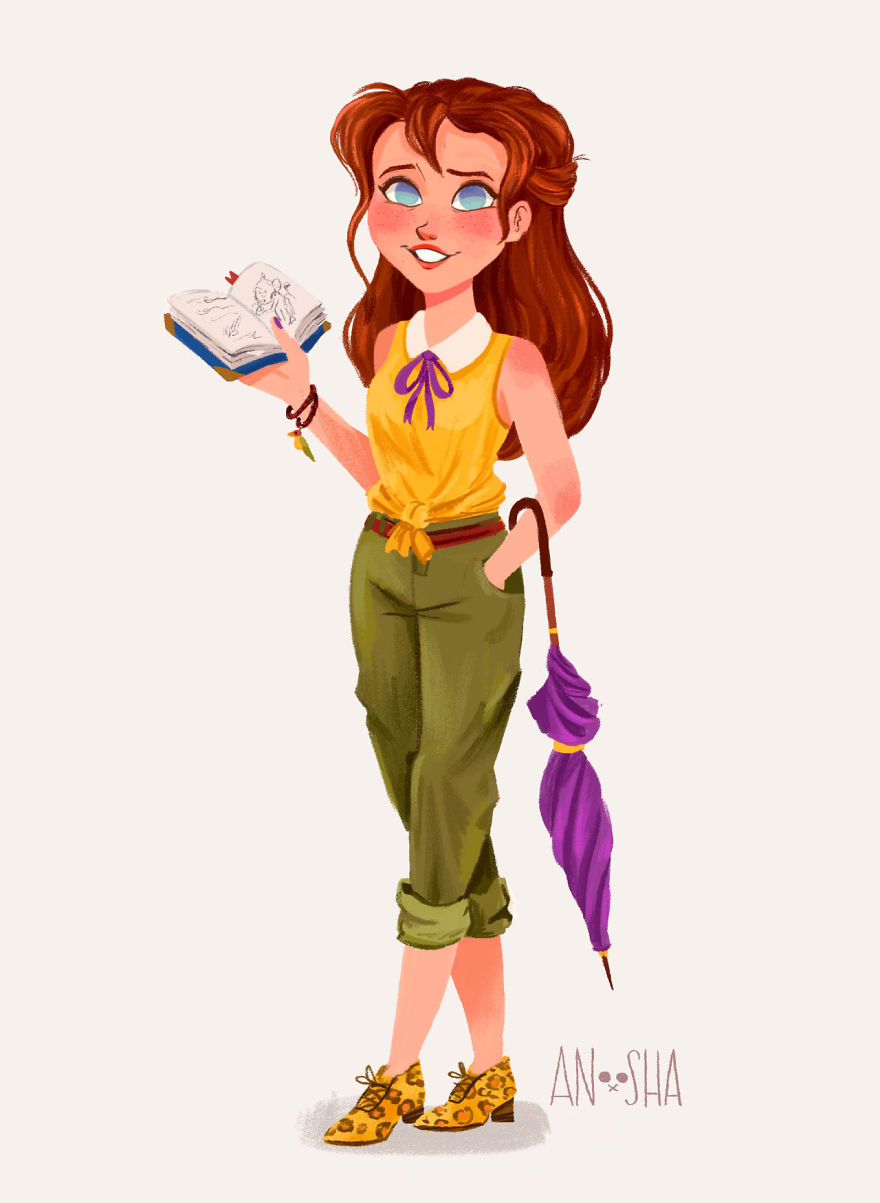 Disney Tatuadas Princesas Rock Drawings Tumblr Wwwmiifotoscom
