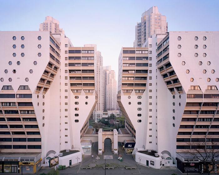 Urbanizaciones olvidadas de París documentadas por Laurent Kronental