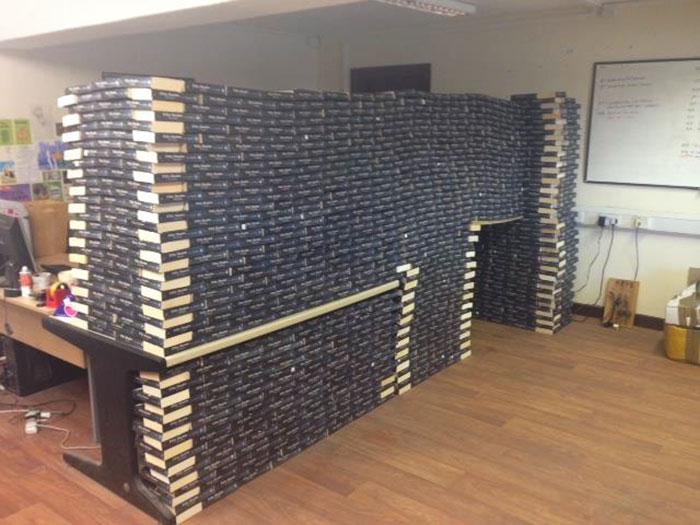 Esta libreria benéfica pide a la gente que deje de donar copias de 50 Sombras de Grey