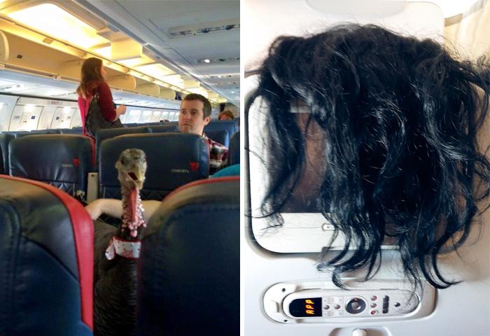 20 Pasajeros de avión muy molestos y maleducados
