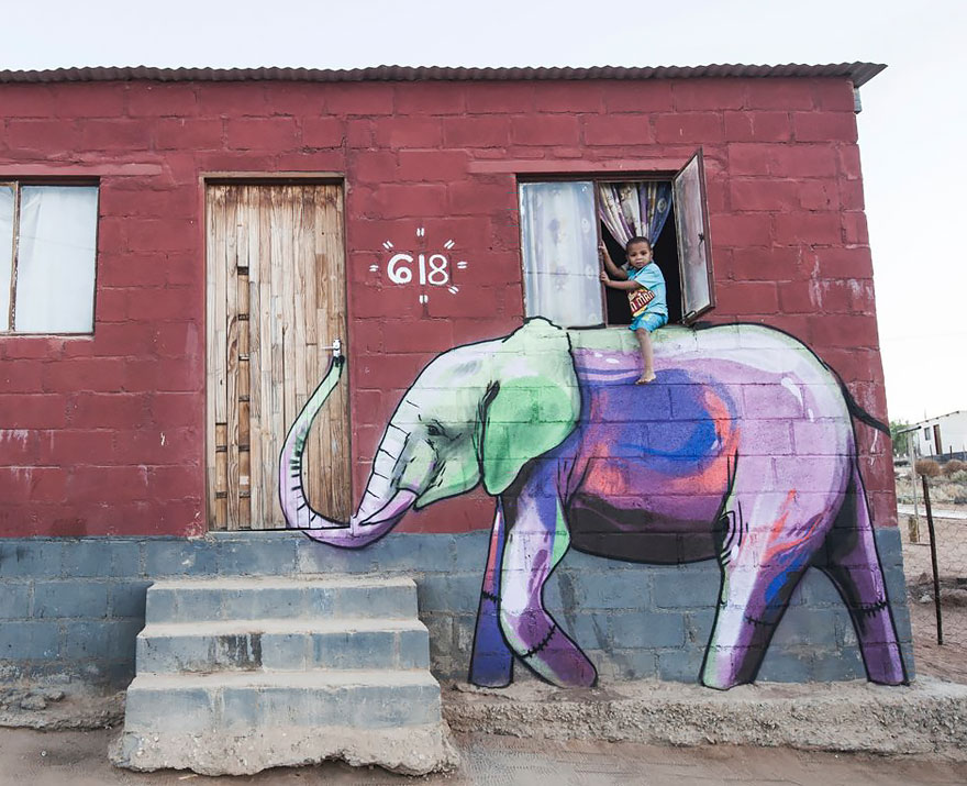 arte-urbano-elefantes-interactivos-falko-sudafrica (4)