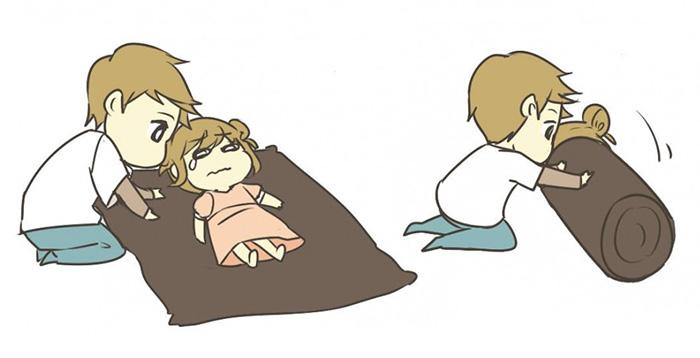 Cómo cuidar de una persona triste