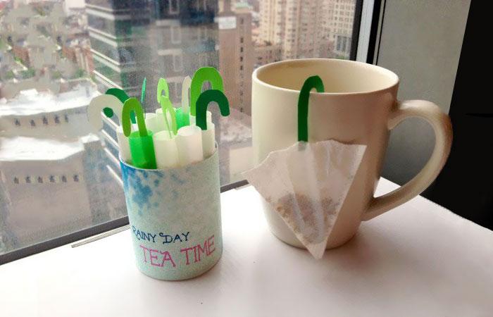 df3ee830b 15 Diseños creativos de bolsas de té para los que adoran beberlo | Bored  Panda