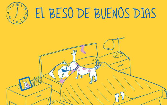 La vida como mamá de un perro en 10 ilustraciones