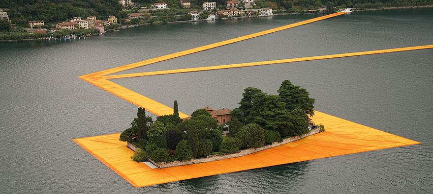 instalacion-artistica-embarcaderos-flotantes-christo-jeanne-claude-italia (5)