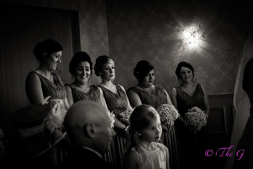 Esta fotógrafa de bodas de 9 años es lo que piden todas las novias