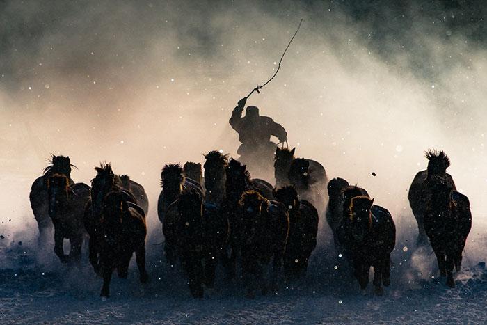 Los ganadores de la edición de 2016 del concurso de fotos de viajeros de National Geographic