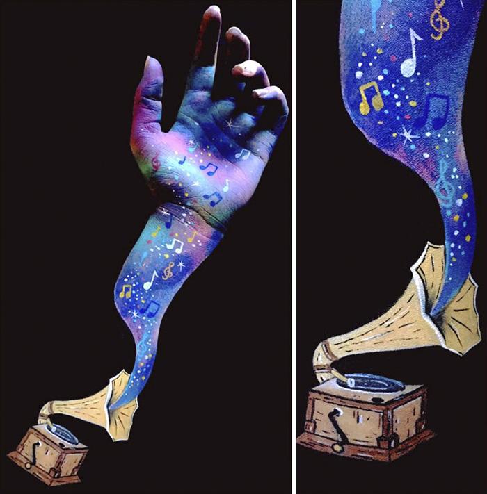 ilusiones-opticas-pintura-brazos-lisha-simpson (1)