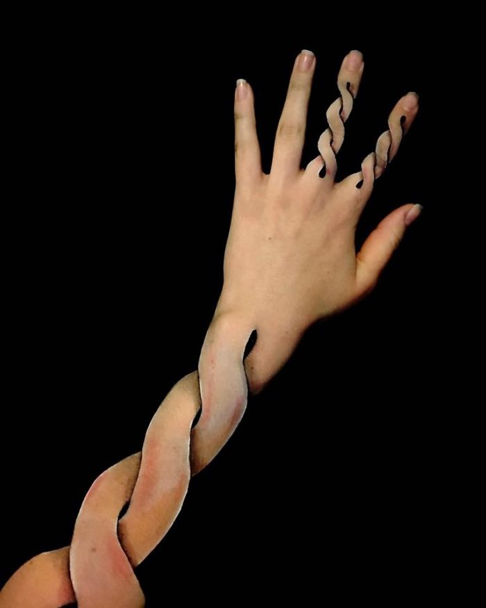 ilusiones-opticas-pintura-brazos-lisha-simpson (8)