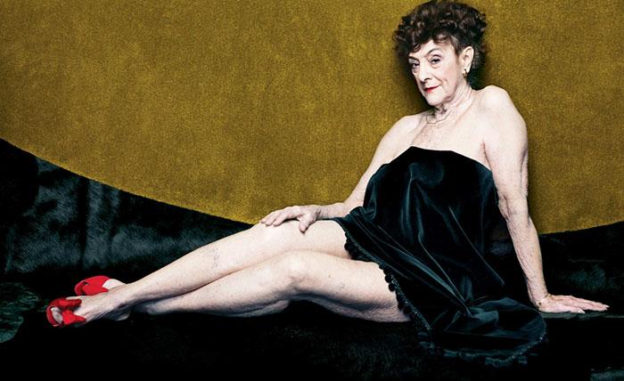Modelos de Playboy fotografiadas 60 años después