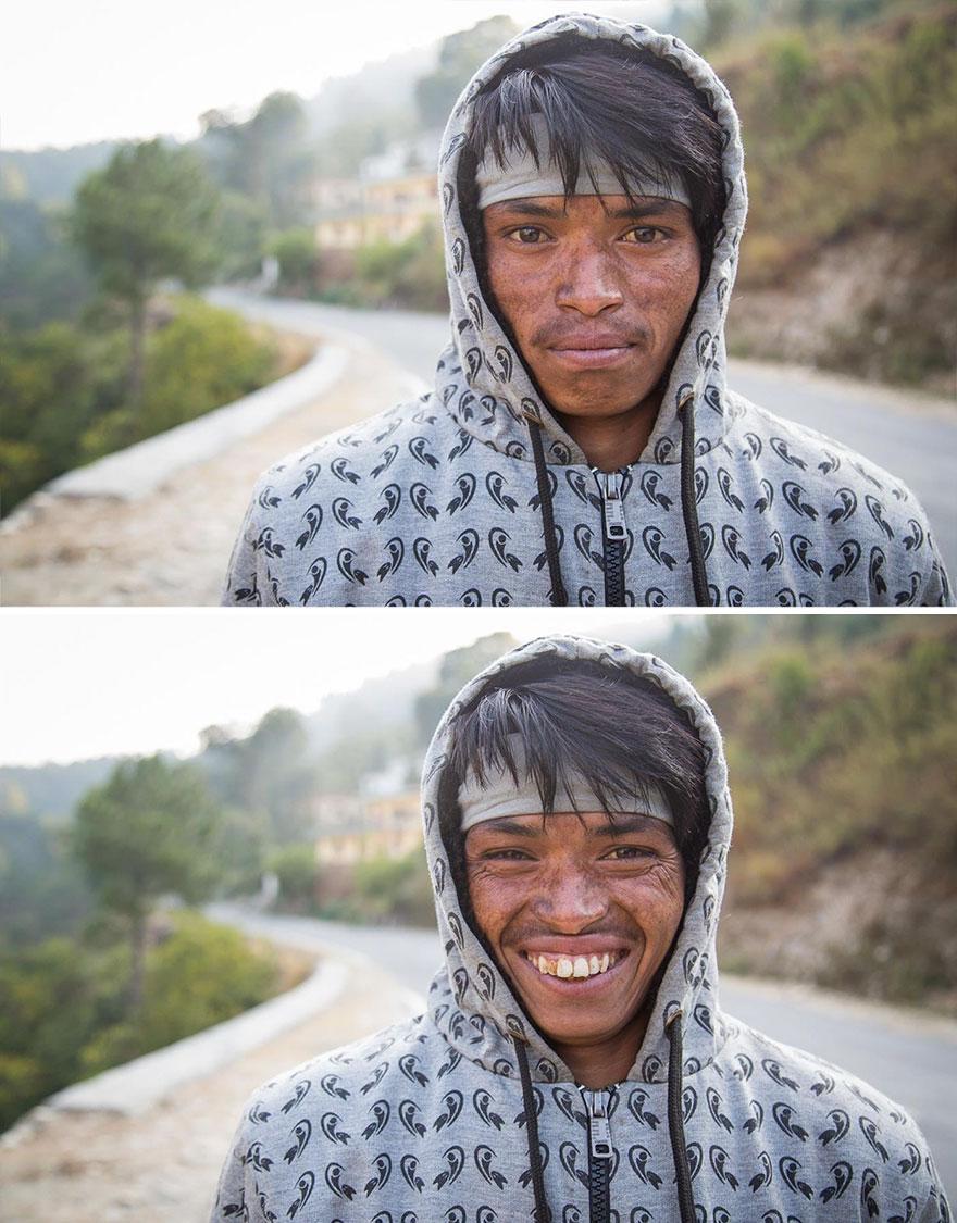 Estas fotos cambiarán la forma en la que miras a los desconocidos