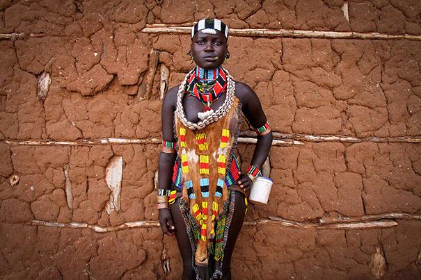 Vestidos de novia en diferentes culturas