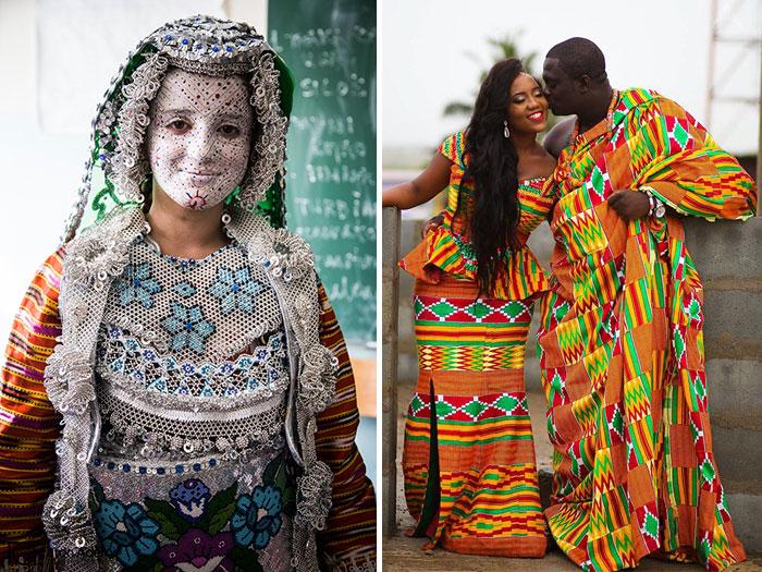 bcb61cab8 Los trajes tradicionales de boda alrededor del mundo (15 fotos ...