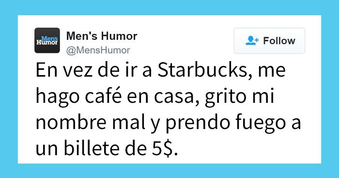 15 Tuits que entenderán aquellos que no pueden vivir sin café