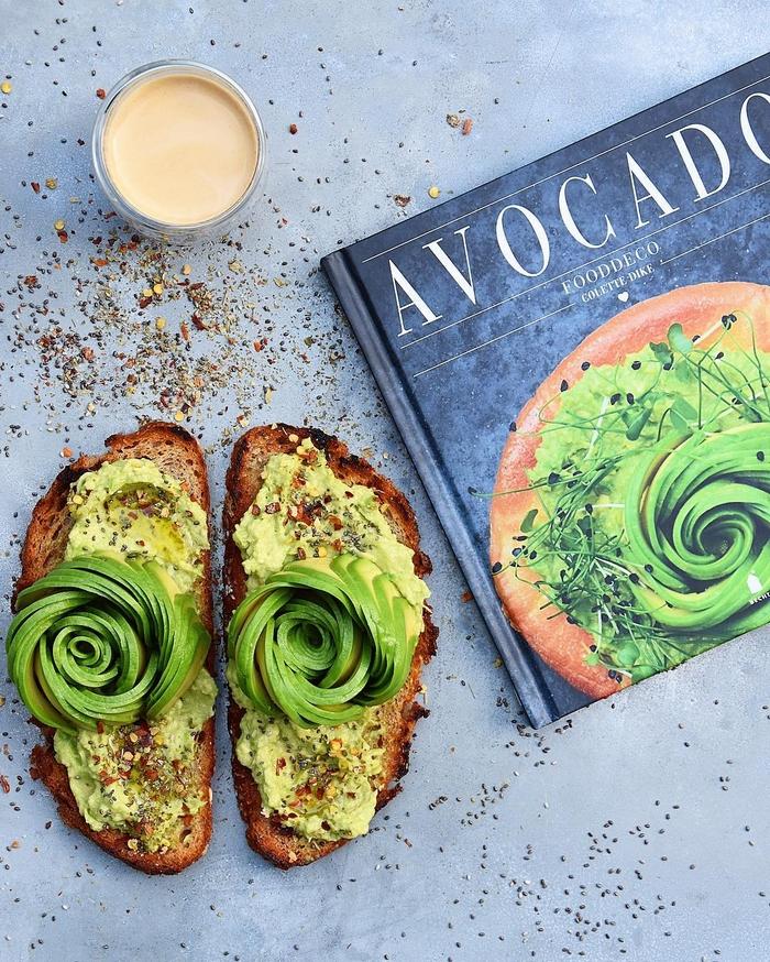 Esta bloguera de comida convierte los aguacates en obras maestras comestibles