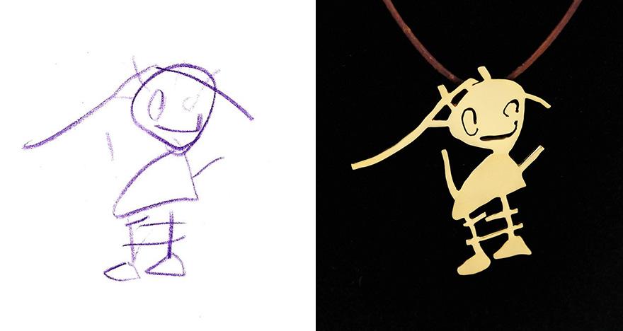 dibujos-infantiles-convertidos-joyas-tasarimtakarim-etsy (10)