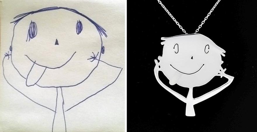 dibujos-infantiles-convertidos-joyas-tasarimtakarim-etsy (15)