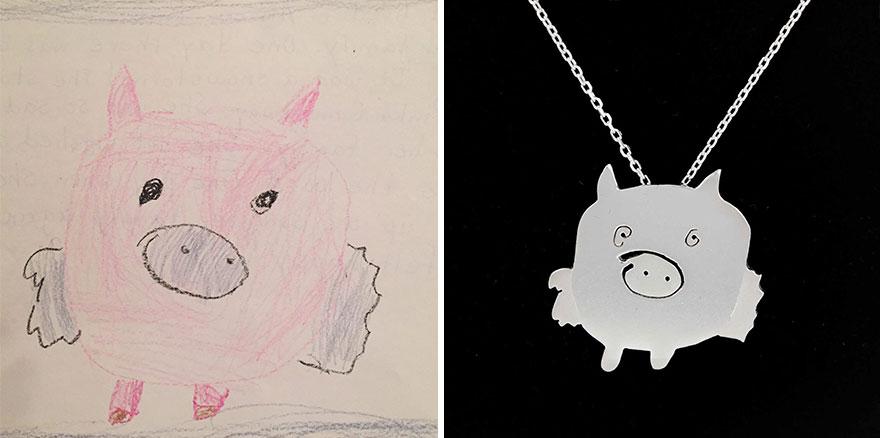 dibujos-infantiles-convertidos-joyas-tasarimtakarim-etsy (2)