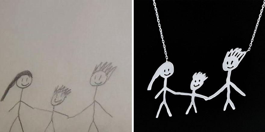 dibujos-infantiles-convertidos-joyas-tasarimtakarim-etsy (7)