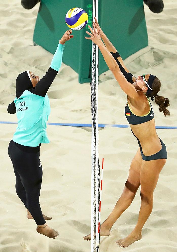 Diferencias culturales en las Olimpiadas