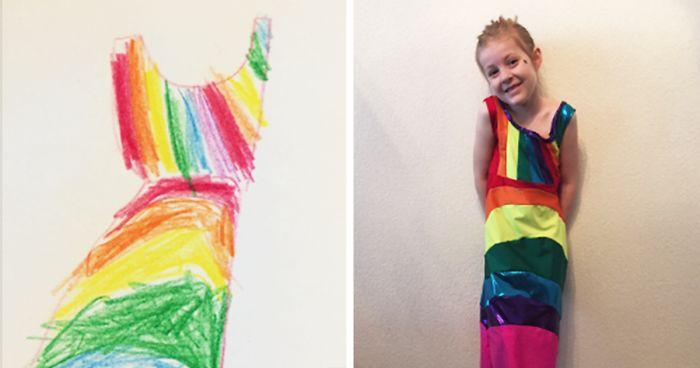 Esta compañía permite a los niños diseñar su propia ropa | Bored Panda