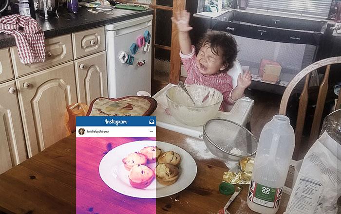 """Estos blogueros muestran la verdad tras esas fotos """"perfectas"""" de Instagram"""