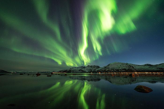 """Viajamos 3500 kms para dormir en un """"hotel"""" de 5 billones de estrellas en Noruega"""