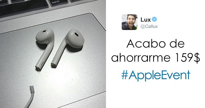 10 Divertidas reacciones al nuevo iPhone 7