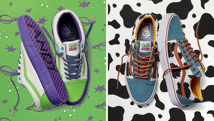 Vans y Pixar lanzan unas geniales zapatillas de «Toy Story ...