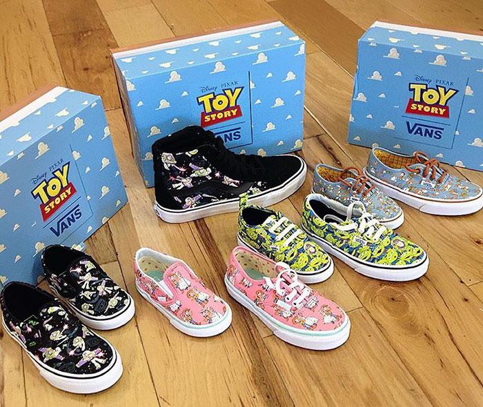 Vans Toy Story Bebé