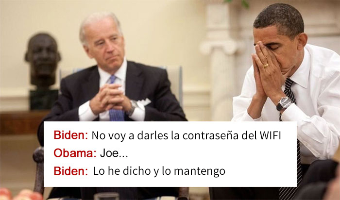 10 Divertidas conversaciones entre Obama y el vicepresidente Biden que son la mejor medicina tras las elecciones