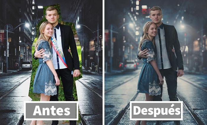 Las habilidades de este maestro ruso del Photoshop te impresionarán