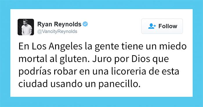 10 Veces que Ryan Reynolds se convirtió en el rey de Twitter
