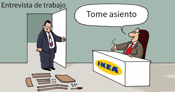 10+ Bromas que solo entenderás si eres de esos que viven en Ikea