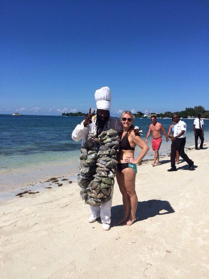 Mi Madre Se Encontró Con Este Traficante De Drogas En Jamaica