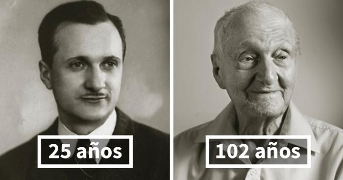 Antonín Kovář, 25 (director De Su Propia Banda) Y 102 Años