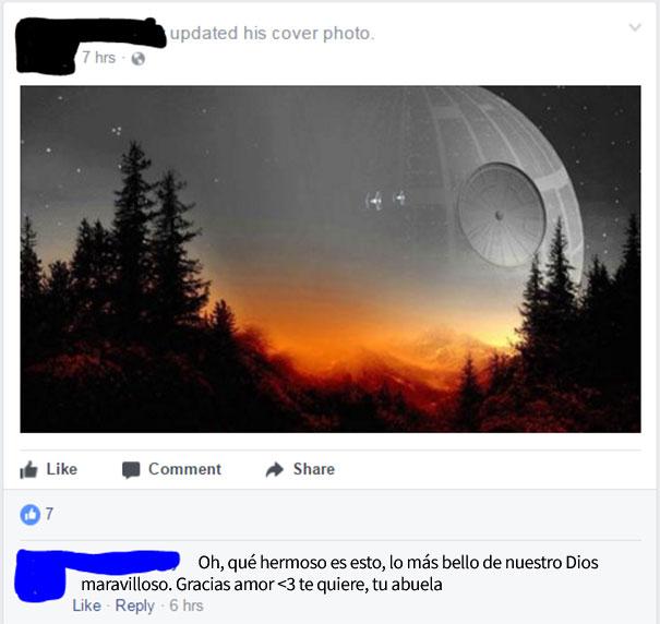 La Abuela Ama El Imperio
