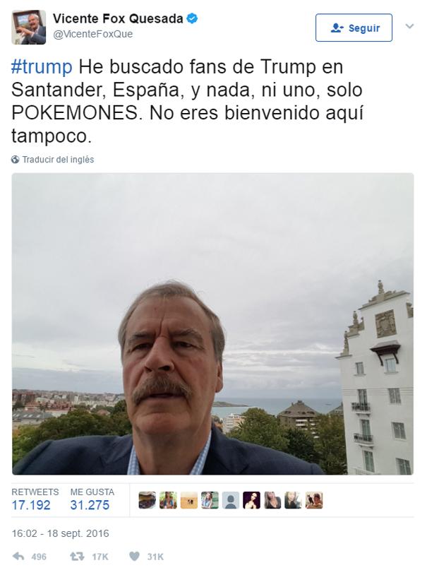 El Expresidente De Mexico