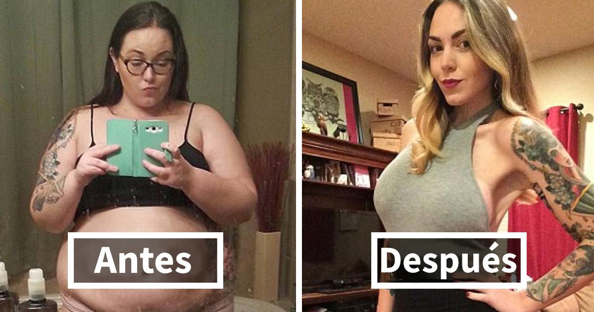 historias de personas obesas que adelgazaron
