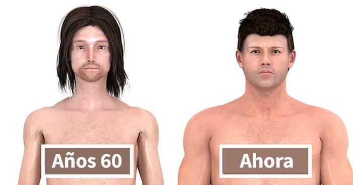 Así ha cambiado con el tiempo el ideal de cuerpo masculino