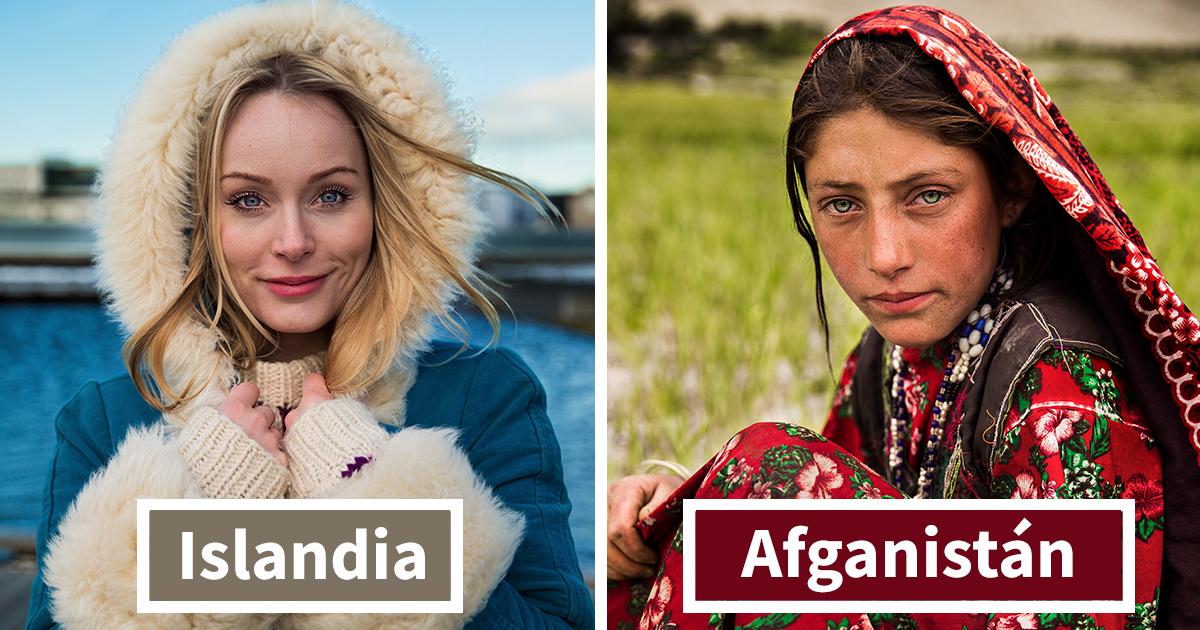 He retratado a mujeres de 60 países para cambiar la forma en que vemos la belleza