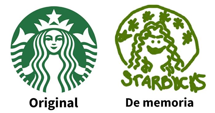 Más de 150 personas intentaron dibujar de memoria 10 logos famosos, y los resultados son divertidísimos