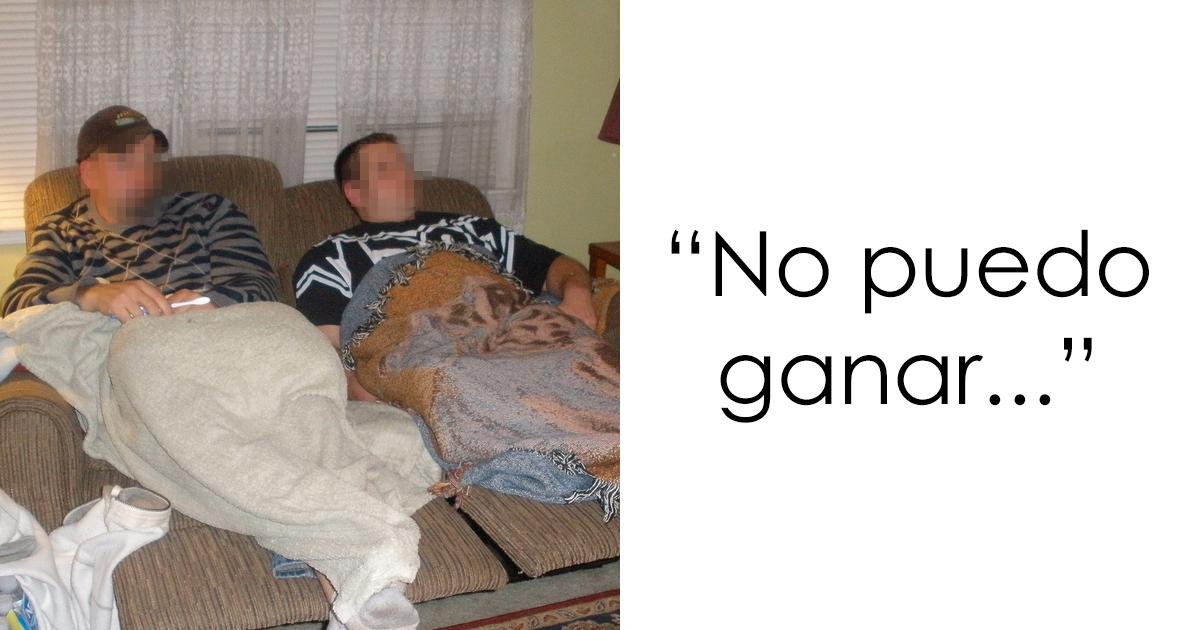 Este matrimonio se mudó a una casa nueva al lado de una pareja gay, y todo cambió de forma divertida