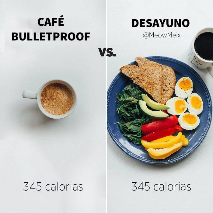 Aunque El Café Bulletproof Es Nutritivo, Tiene Sus Calorías