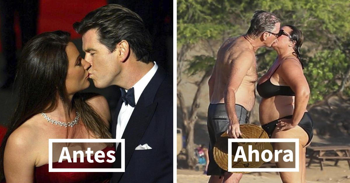 Pierce Brosnan y su esposa celebran 25 años juntos, y sus fotos te harán volver a creer en el amor