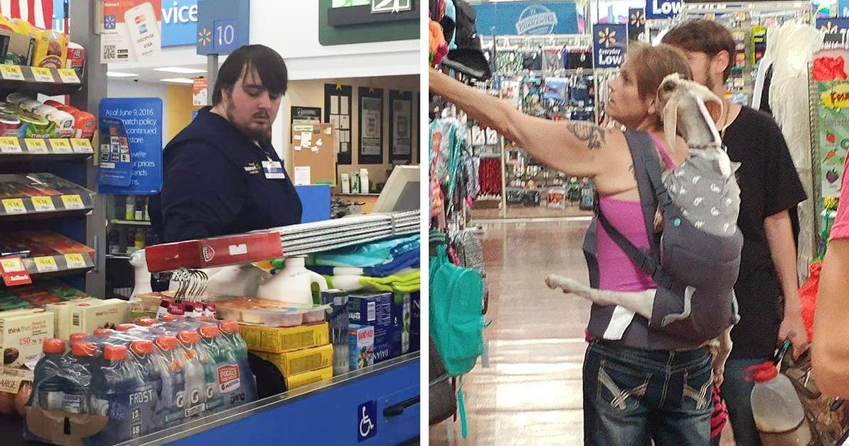 20+ Personas que no podían creer lo que veían cuando compraban