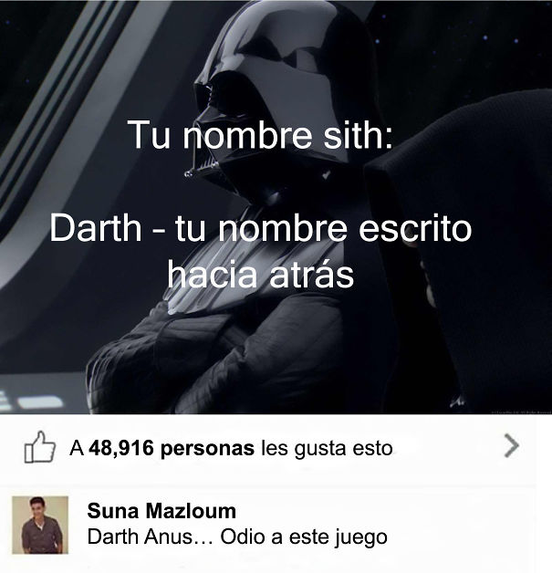 Desilusión De Star Wars