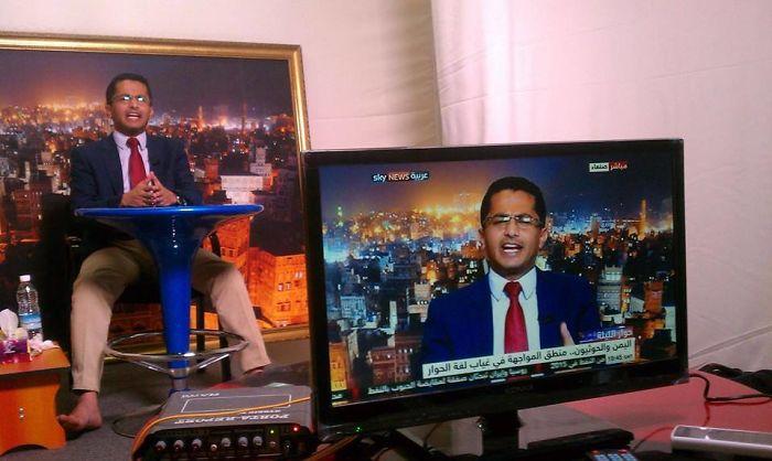 Canal De Noticias De Televisión